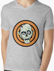 Zombie! Mens V-Neck T-Shirt