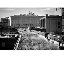 Highline Park Trail - NYC Photographic Print