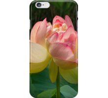 Lotus Bloom iPhone Case/Skin