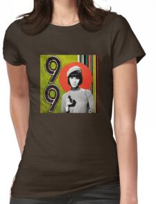 Agent 99 Womens Fitted T-Shirt
