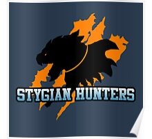 Stygian Hunters Poster