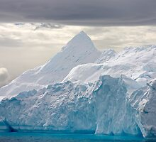 Iceberg or Island? by Robert Elliott