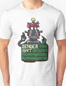 GENDER ISN'T BINARY Unisex T-Shirt