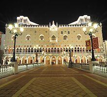 The Venetian Macao Hotel by laineortega
