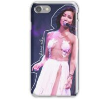Jhene Aiko Coachella iPhone Case/Skin