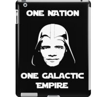 Darth Vader OBAMA Galactic Empire Health Care Reform  iPad Case/Skin