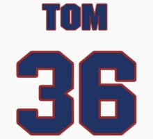 National baseball player Tom Butters jersey 36 by imsport