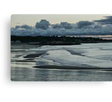 Sunset on Cape Ann Canvas Print
