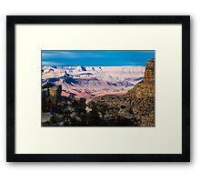 Navajo Point Framed Print