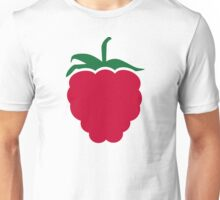 Red Rasperry Unisex T-Shirt