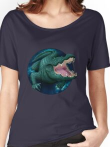 Crocodile Women's Relaxed Fit T-Shirt
