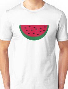 Red Watermelon Unisex T-Shirt