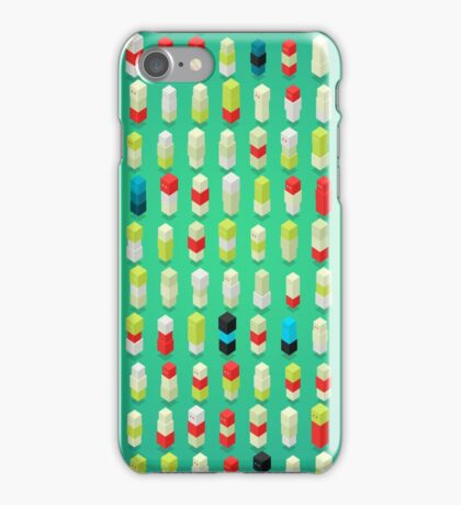 Robotz - Candy Crushing iPhone Case/Skin
