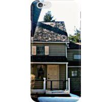 Williamson Wheelswright Blacksmith - photo two iPhone Case/Skin