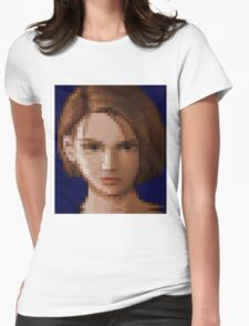 Her Final Escape Womens Fitted T-Shirt