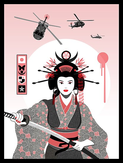 Madame Butterfly by Graham Bliss