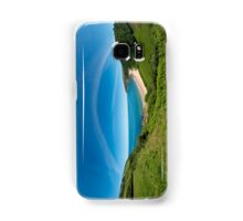 Kinnagoe Bay - iPhone Samsung Galaxy Case/Skin