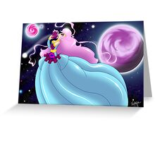 Strife of a Princess Greeting Card