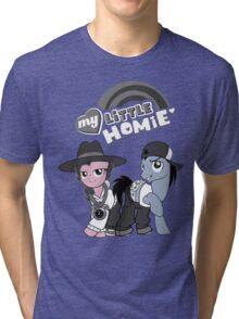 My Little Homie Tri-blend T-Shirt