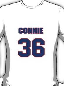 National baseball player Connie Johnson jersey 36 T-Shirt