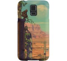 Deserted City Samsung Galaxy Case/Skin