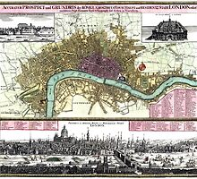 London - England - 1740 by paulrommer