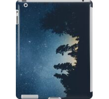 Follow the stars iPad Case/Skin