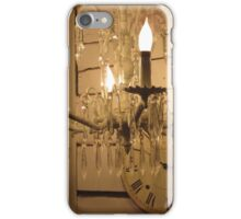 Chandelier At Country Roads Antiques iPhone Case/Skin