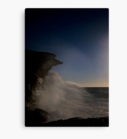 Ghost Wave Canvas Print