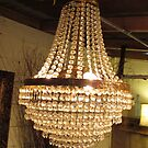 Vintage Chandelier At Country Roads Antiques by SizzleandZoom