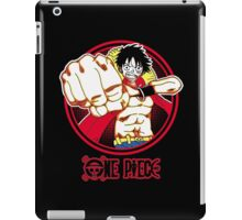 Gumo Punch iPad Case/Skin
