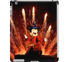 Sorcerer Mickey iPad Case/Skin