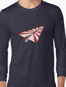 Paper Airplane 76 Long Sleeve T-Shirt