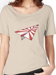 Paper Airplane 76 Women's Relaxed Fit T-Shirt