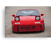 1998 Mazda Miata 'Hannibal' Canvas Print