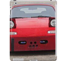 1998 Mazda Miata 'Hannibal' iPad Case/Skin