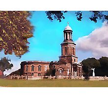 St. Chad's Church, Shrewsbury Photographic Print