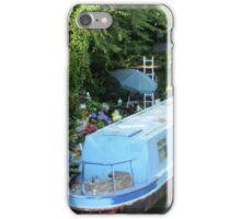 Blue Barge iPhone Case/Skin