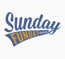 Sunday Funday Kentfield Baby Tee