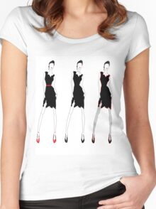 Eye Candy Women's Fitted Scoop T-Shirt