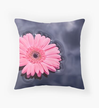 Ripple Throw Pillow