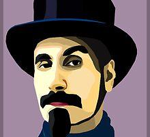 Serj Tankian by Skye Davidson