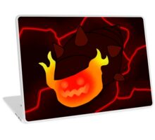 Dwarf's Fire Shell Laptop Skin