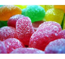 Sweets for the sweet... Photographic Print