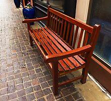 Wet seat by Thad Zajdowicz