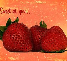 Sweet as you.. by Freelancer
