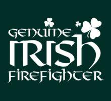 Amazing 'Genuine Irish Firefighter' T-shirts, Hoodies, Accessories and Gifts T-Shirt