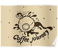 Coffee Journey Poster