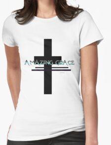 Amazing Grace T Shirt 4 Womens Fitted T-Shirt