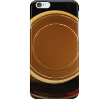 day 25: cd abstract iPhone Case/Skin